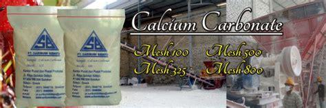 Pupuk Kalsium Karbonat calcium carbonate pt saribumi sidayu produsen pupuk
