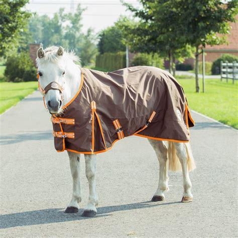 shetty decken shetty und pony regendecke outdoordecke gr 75 115