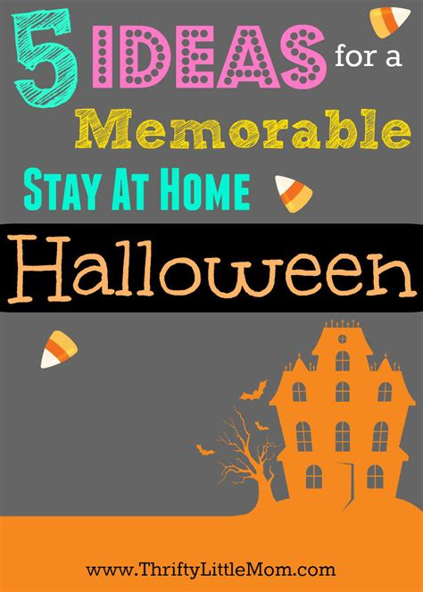 5 Great Ideas To Check Out 5 ideas for a memorable stay at home 187 thrifty