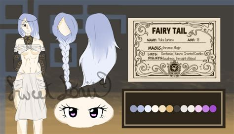 fairy tail oc template pictures to pin on pinterest