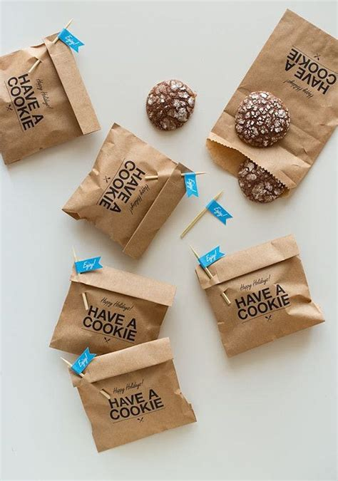 Packaging Wrap wrap it up 30 cookie wrappers to buy or diy brit co