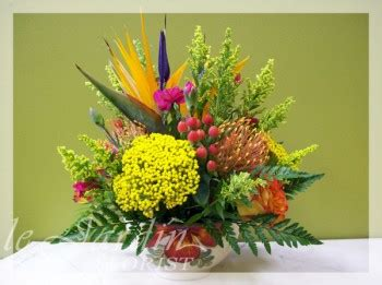 flower shop palm gardens jamaica flower arrangement le jardin florist