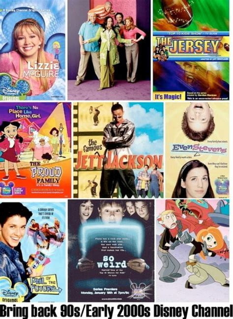 disney channel cartoon old tv shows list of old disney channel series my favorite was and is