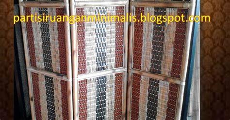 Sketsel 2 Pintu Pembatas Ruangan Partisi Limited 085232545363 telkomsel partisi ruangan minimalis murah penyekat sketsel ruangan tamu rotan