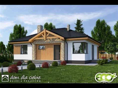 modelo de casa moderna de  piso   habitaciones fachadas  planos youtube