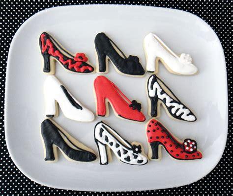 high heel cookies worth pinning s sugar cookies iced