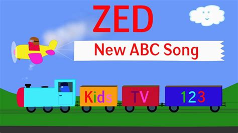 new year song version new abc song zed version