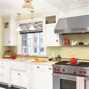 Vintage Kitchen Backsplash Freshly Vintage Brand New Kitchen Design Same Footprint This House
