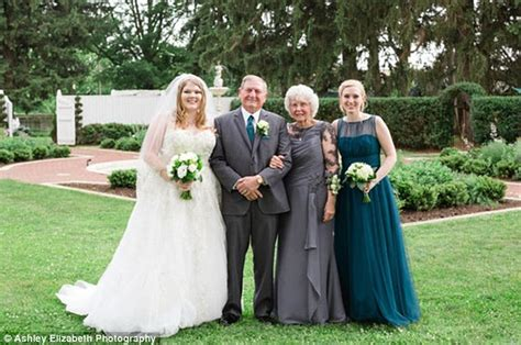wedding attire for grandparents and groom s two grandmothers team up to be flower