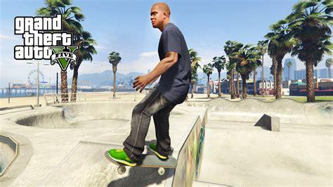 mod gta 5 youtube the skateboard mod gta 5 mods gameplay youtube