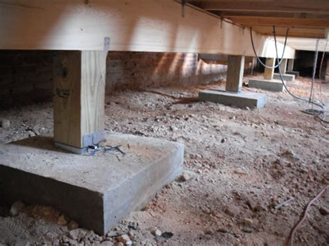 pier and beam foundation repair arkansas professional