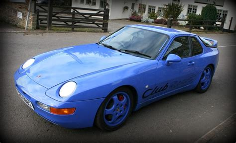 porsche maritime maritime blue porsche 968 club sport is a performance