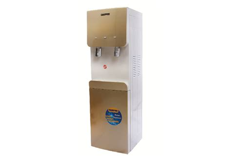 under cabinet water cooler cold water dispenser with cabinet gwd8360 geepas