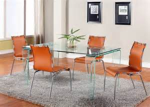 Modern Glass Dining Room Sets by Modern Dining Room Sets As One Of Your Best Options