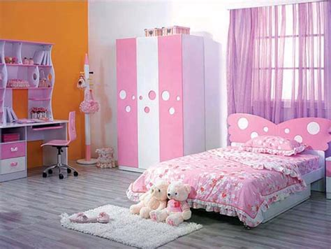 cute pink bedroom design for girls 4 home ideas