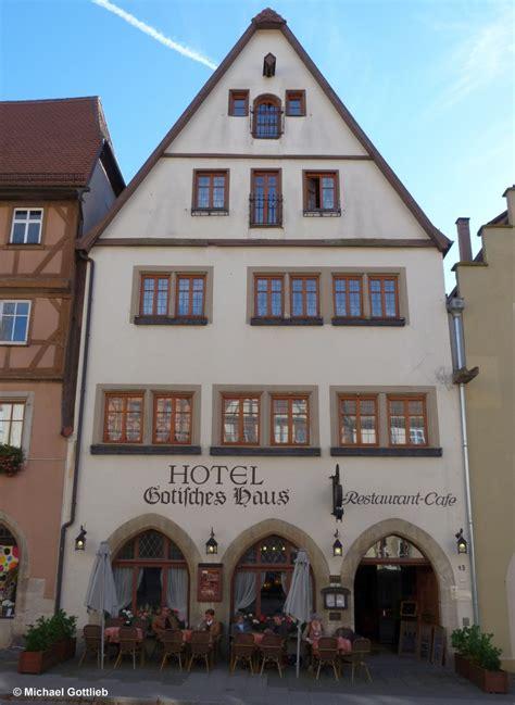 hotel gothisches haus hotel gotisches haus neben dem hornberghaus in der