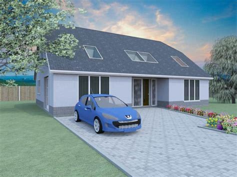 dormer bungalow 2 bedroom dormer bungalow plans the westgates