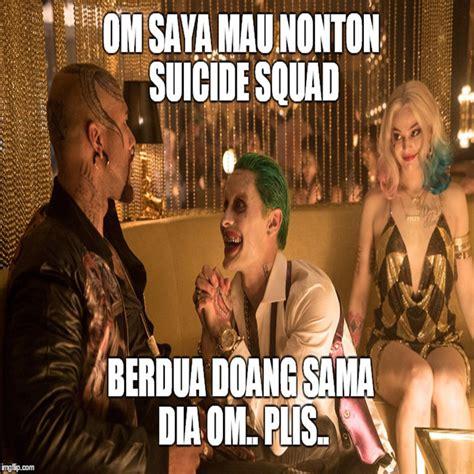 film lucu bikin ngeres 10 meme lucu film quot suicide squad quot yukepo com