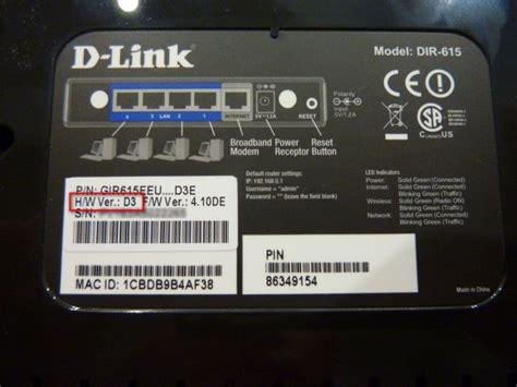 Dlink DIR-615: D-Link DIR-615 DD-WRT Firmware Flashing D Link Router Password
