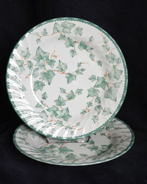 country dinner plates international tableworks quot country vine 062 quot made in