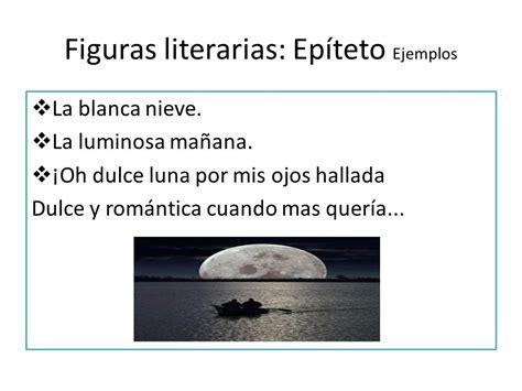 ejemplos de imagenes literarias gustativas textos po 233 ticos quintos b 225 sicos ppt video online descargar