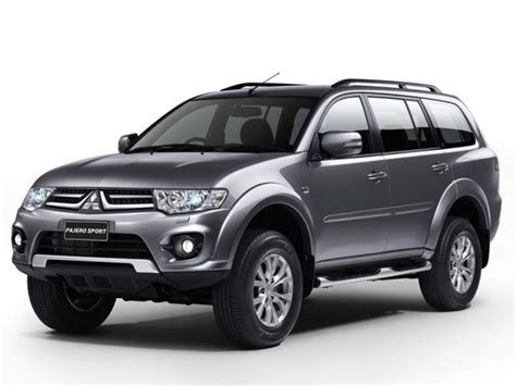 mitsubishi sport 2015 2015 mitsubishi pajero sport price reviews and ratings by