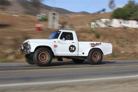 ford baja truck vintage road rage the trucks of the 2015