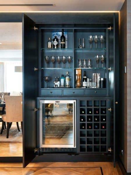 top   home mini bar ideas cool beverage storage spots