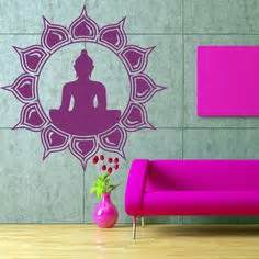 lotus tattoo cultural appropriation yoga om wall art set four printable files the om symbol