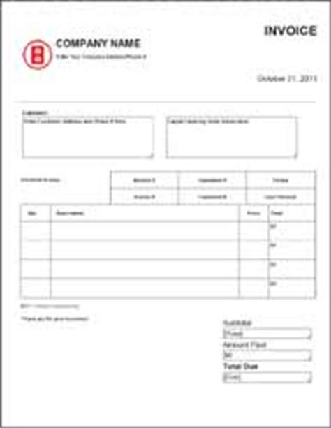 electrical contractor receipt template free electrical invoice template