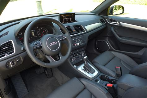 how many seats does the audi q7 2016 audi q3 2 0t quattro tiptronic review price photos