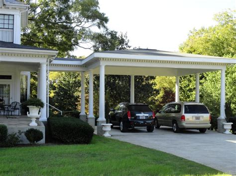 House Plans With Carports by This Carport Garden And Outdoor Spaces