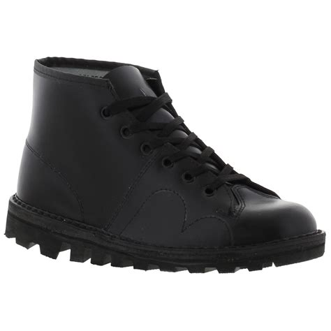free monkey boots grafters original 60s monkey boots mens womens black red