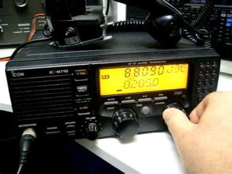 Icom M710 icom ic m710 marine transceiver
