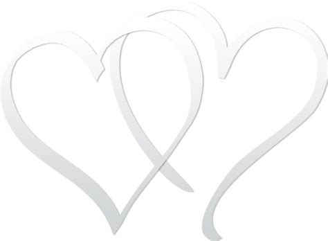 Wedding Hearts Clip by Two Hearts Design Marriage Wedding Clipart