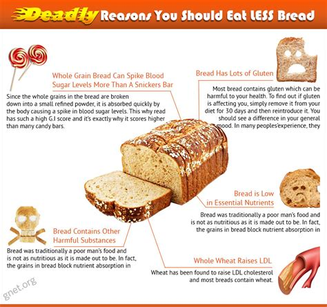 whole grains disadvantages 5 reasons bread is the enemy of health