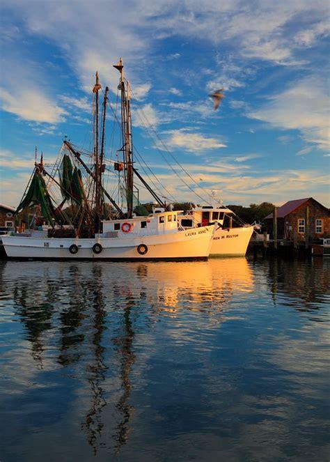 shem creek shrimp boats shem creek shrimp boats mount pleasant south carolina