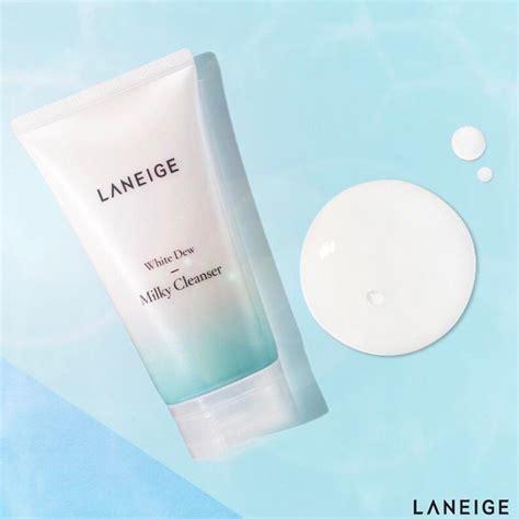 Laneige White Dew Cleanser sữa rửa mặt trắng da laneige white dew cleanser