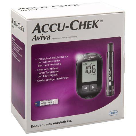 accu chek 174 aviva iii set mg dl shop apotheke