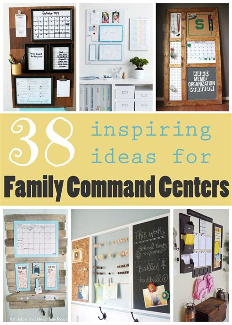 family organization 25 best ideas about family schedule board on pinterest