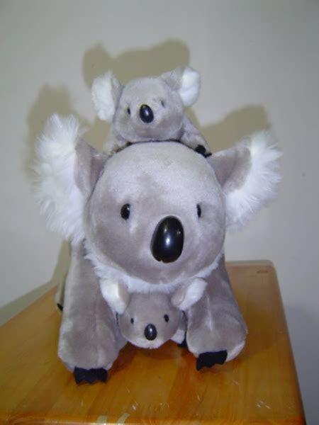Bonrka Koala boneka binatang