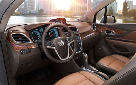 Buick Interior by 2013 Buick Encore Drive Photo Gallery Motor Trend