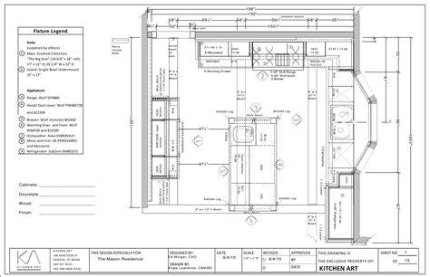 Kitchen Design Details | mountain detail drawings