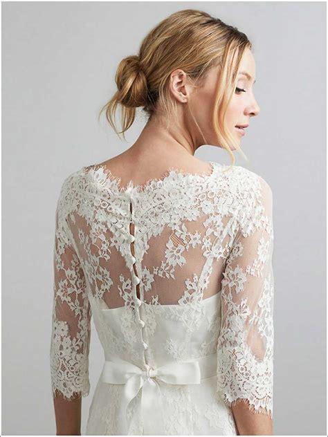 Brautmode Standesamt by Brautmode Kleid F 252 R Standesamt R 252 Cken Spitze