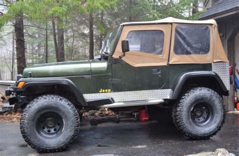 jeep 90s pair of jeep wranglers 90 95 great project