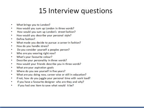 interview questions tough interview questions the answers that will