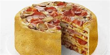 pizza cake may soon be on boston pizza s menu