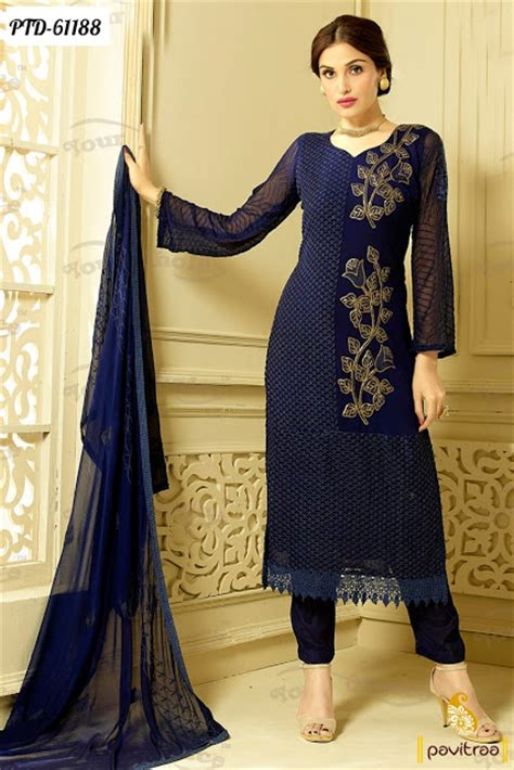 churidar suits latest fashion trend in india as night girls latest fashion trends gallery february 2016