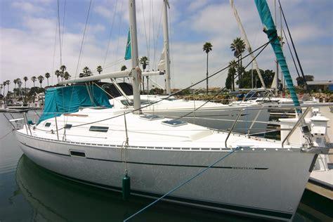 boat brokers oxnard ca 2000 beneteau 311 sail boat for sale www yachtworld