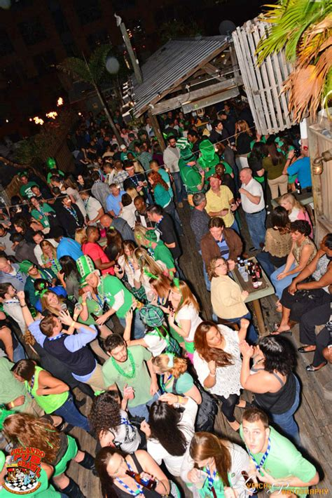 irish themed events the st practice day pub crawl today s orlando